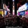 1枚の写真から・・パワーの源泉・・タイムズスクエア