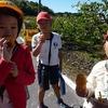 筆柿畑・道の駅見学(3年生)
