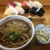 ランチタイムは客で賑わう人気のお寿司屋さん ∴ 江戸前 丸福寿し