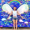 オーダーアート完成☆天使の羽