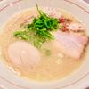 地球の中華そばのオススメは塩そば!丁寧に作られたスープはうますぎる