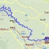 明日は、第20回青梅高水山トレイルラン大会(30km)
