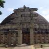 ヒンドゥー教の国であるインドの中心にそびえ立つ仏教遺跡「サーンチー」