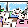 【4コマ】ラーメン大好きっ子【野菜も食え】