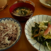 2016年9月20日(火)昼食