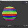 Blenderで3Dモデルを1オブジェクト毎に1マテリアルが割り当てられたモデルに修正する