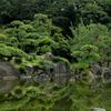 大阪都心の絶景スポット。天王寺公園の慶沢園へ。財閥住友家の本邸だった庭園。