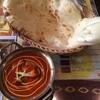 【金曜日のランチ】RAJA(ラージャ)のバターチキンカレーセット(津田沼)