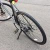 フジフェザーCX+カスタマイズ タイヤ交換 CONTINENTAL / GATORSKIN(コンチネンタル / ゲータースキン)