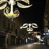 クリスマス・イヴの夜の散歩