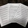 【SHIMAMURA WIND MUSIC】クラリネットカルテット 練習2回目2/7(火)