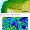 6600万年前にユカタン半島に落ちて