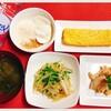 夫と娘が作ってくれた「芋煮&ほうれん草味噌汁」【食事&体重記録】
