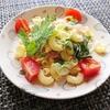 【セロリレシピ】普段のマカロニサラダに飽きたら作って欲しいワンランク上のマカロニサラダ