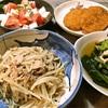 もやし炒め (中国妻料理)