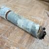 鉄管引っこ抜いたり・VU50に代えたり・ガス配管いじったり