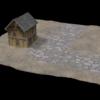 Blender 301日目。「地形のモデリング」その3(終)。
