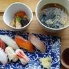 ランチパスポート⑧4月15日寿司7貫とミニうどん@サントリーズガーデン昊