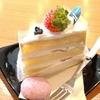 苺のショートケーキが美味しかった!【もりん 国分寺店】
