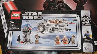 【LEGO】スター・ウォーズ20周年記念モデル「75259:スノースピーダー」を購入!