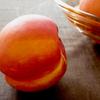ネクタリンと毛なし桃