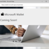 Microsoft Edge で Web Payments を試す(Windows 10 Insider Build 14316)