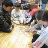 大放課・昼放課:ペアと仲よく遊ぼう