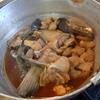 幸運な病のレシピ( 773 )昼:塩サバ、秋鮭カマの煮付け、真鱈子の煮付け
