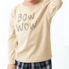 【楽天で子ども服を購入】裏起毛トレーナー、はっ水性のある長袖Tシャツ