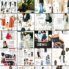ファッション雑誌スクラップ生活 by KindleUNLIMITED