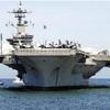 米空母派遣、対北けん制…日本などに理解求める