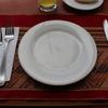 父と「クスコ」で〇〇を食べる。