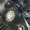 XT500 フロントのフラッシャーのダンパーゴム交換