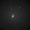 今夜、晴れる 超新星を・・M59 & M60 おとめ座