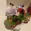 日々の生活に花を