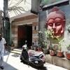 全く観光しない場合のインドの首都「デリー」の写真