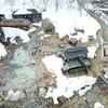 ドローンで乳頭温泉郷・黒湯を空撮しました!