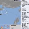 【台風4号の卵】日本の南西には台風の卵である熱帯低気圧(TD04W・96W)が存在!気象庁の予想では02日15時には台風4号『ムーン』に変わる見込み!気象庁・米軍・ヨーロッパの進路予想は?
