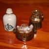 ミニチュア陶器ざんす💦