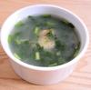 海老と韮の中華風葛スープ 冬の薬膳
