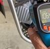安くてもそこそこ使える非接触型の温度計!