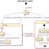 UMLのステートマシン図を実装する for C# - その7