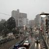 雪の降る日