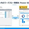 コラボフロー 内のワークフロー情報をPower BI で可視化してみた