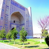 青の都サマルカンドを観光!ウズベキスタン旅行記