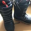 BURTON・ION(アイオン) レビュー。インナーは履きながら足にフィット、硬めのブーツはカービングに最適