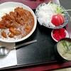 西川口の「あおき食堂」でチキンカツカレーを食べました★