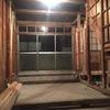 進む床組工事〜建材とうまく付き合うこと