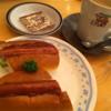 【竹ノ塚】コメダ珈琲店のチリドッグ