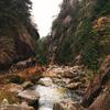 甲府3昇仙峡絶景トレッキングとほうとう。